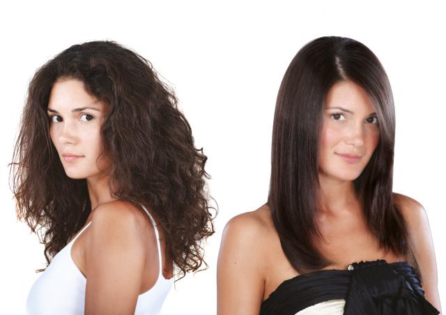 NIKA – Schonende Haarglättung